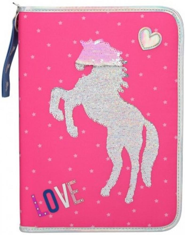 Miss Melody - XXL Pencil Case - Pink