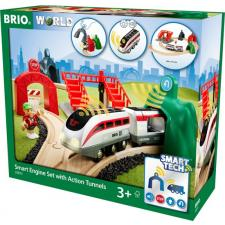 Brio world smart locomotiefset