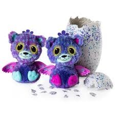 Hatchimals twins peacat