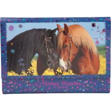 Horses Dreams - briefpapier in opbergmap, blauw