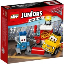 Juniors Cars 3 Guido en Luigi's Pitstop