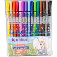 Miss Meolody - fineliner - 15 kleuren