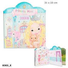 My Style Princess, Princess Mimi´s stickerboek
