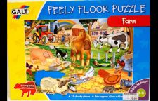 P - Feely floorpuzzel
