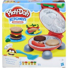 Play-Doh - Burger Barbecue