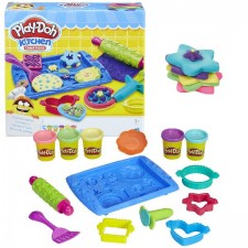 Play-Doh - Koekjes set