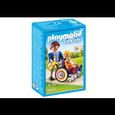 Playmobil - Kind in rolstoel