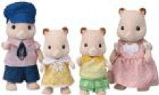 Sylvanian Families -Hamster Family